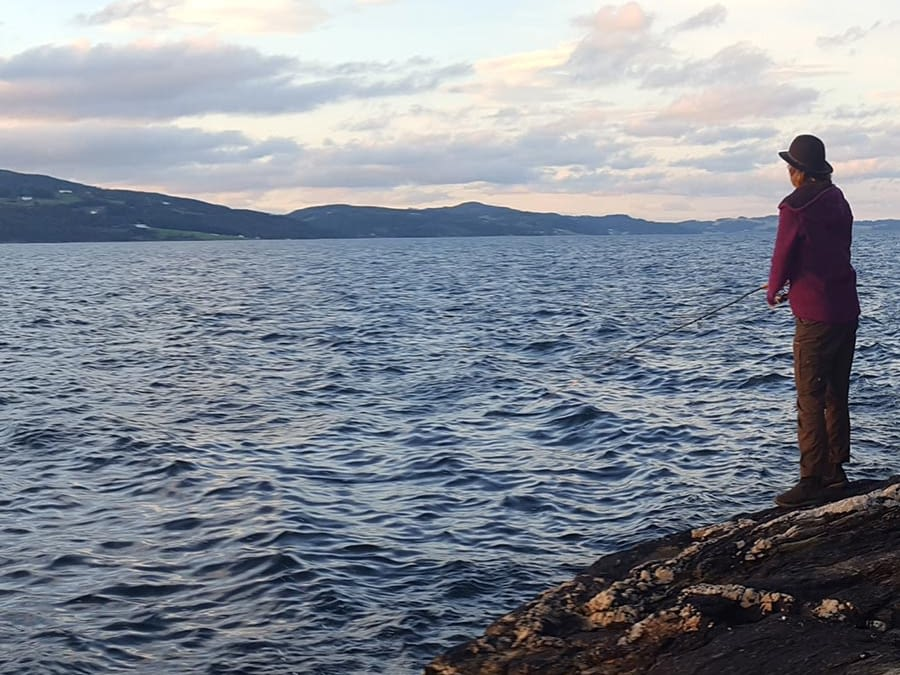 Ledig vikariat lærer Fiske og friluftsliv